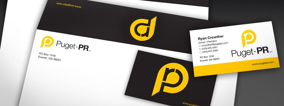 Puger PR Brand Identity